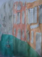 Primeira pintura