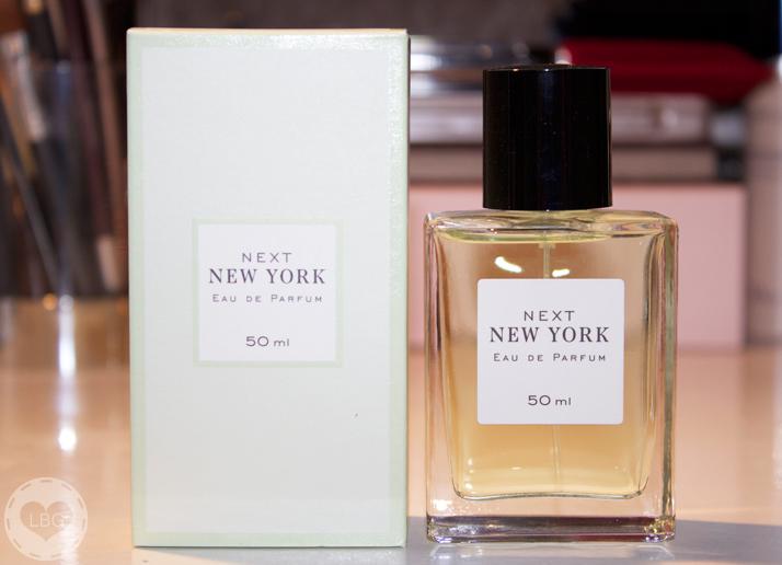 Next New York Eau de Parfum (Review)