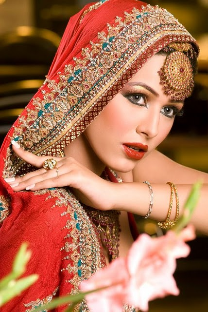 Bridal Makeup Online : Bridal Makeup Online Fashion World, World of Fashion