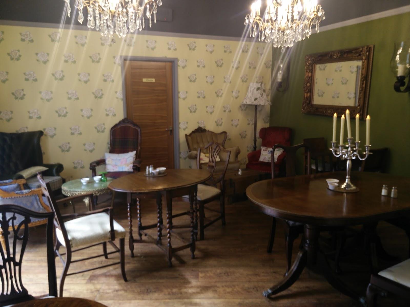 Vintage Tea Room Altrincham