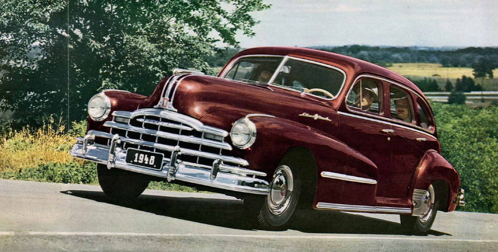 Car Style Critic Pontiac Silver Streak Evolution 1941 The Grille Is Changed But Not Streaks