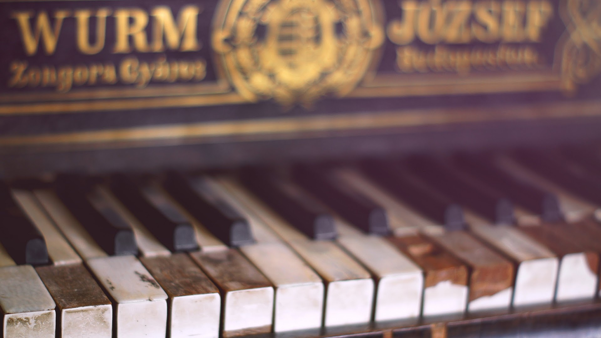 Images Of Vintage Piano Wallpaper Related