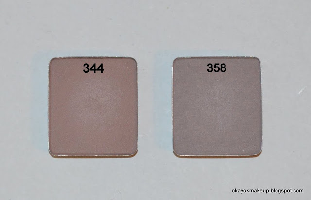 Inglot 344 358