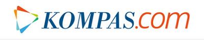 Desain Baru logo Kompas.com