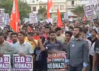 Προκαλούν Εμφύλιο: Επιθέσεις Αριστερών & Πακιστανών κατά Λαϊκού Συνδέσμου!
