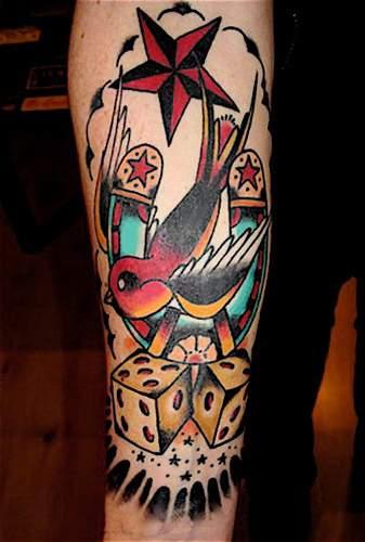 Tattoo poker