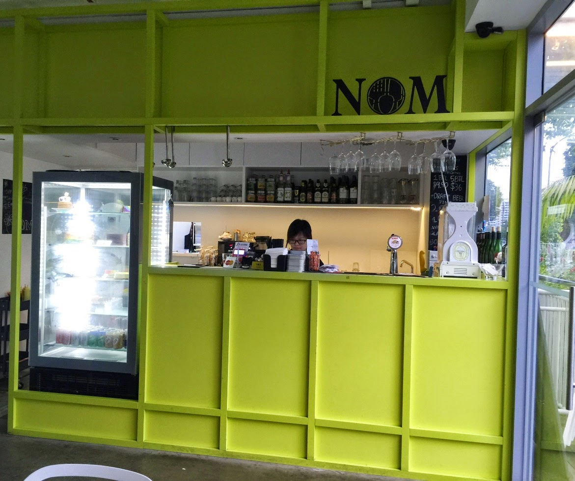 Susan's Blog: NOM (no other meaning) - Bistro & Bakery