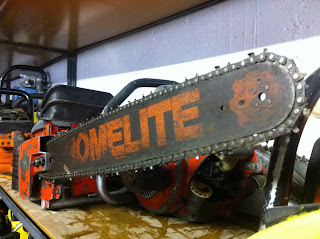 HOMELITE XL Chainsaw