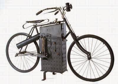 gambar sepeda motor jadul