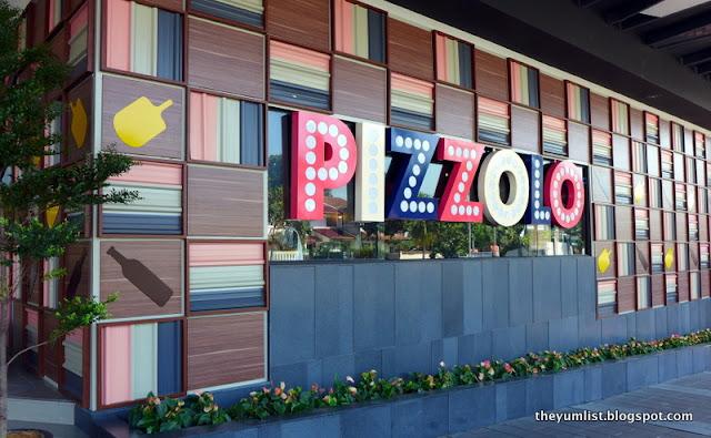 Pizzolo, Atria Shopping Gallery, Italian Restaurant