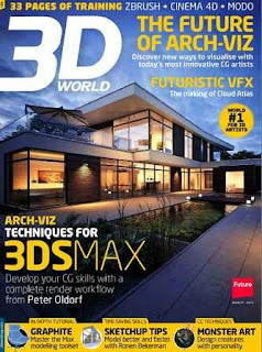3D World Magazine Issue 066 March 2013