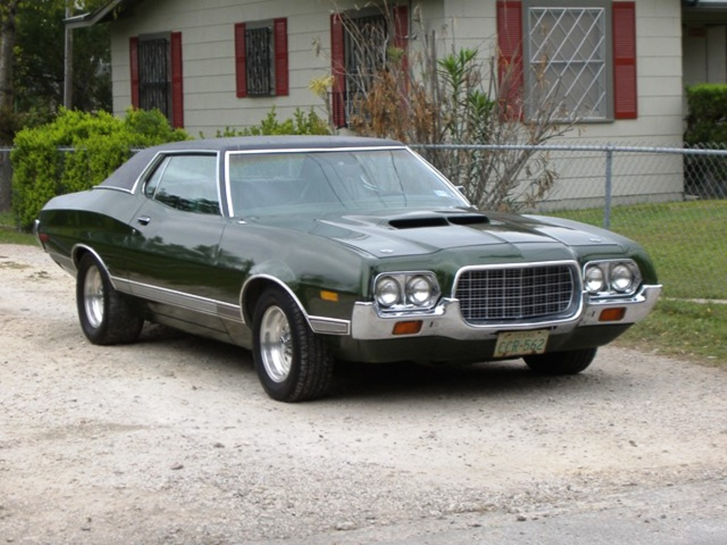 I Love Muscle Cars: Ford Gran Torino