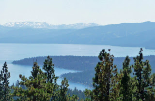 Body of Skydiver found in waters of Lake Tahoe