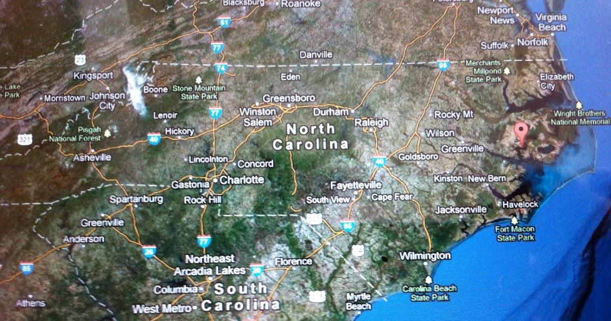 North Carolina Big Water
