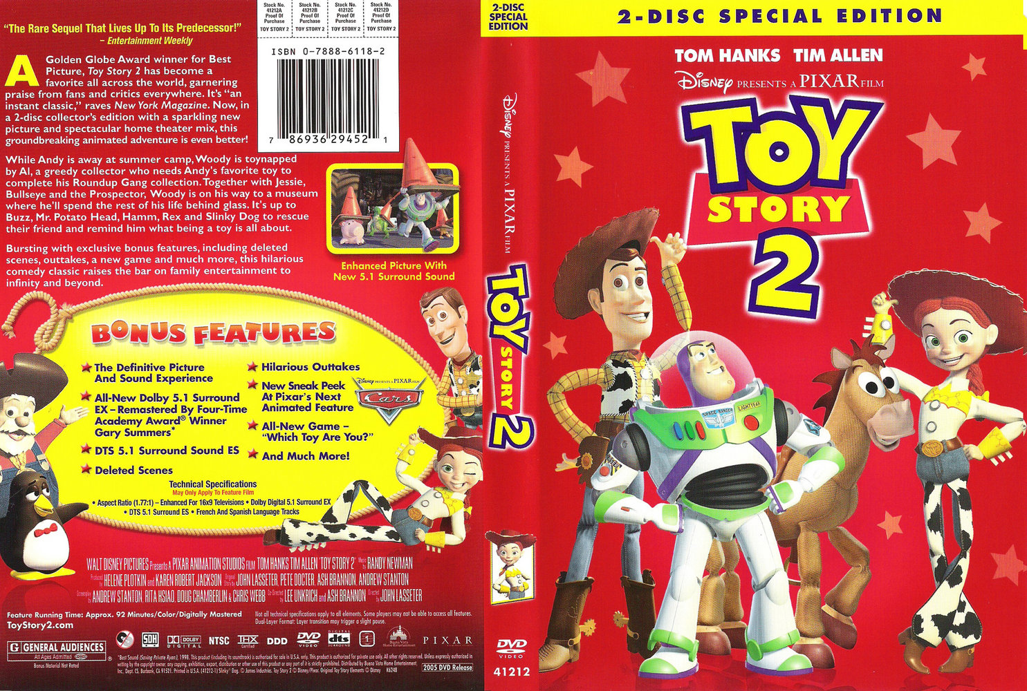 Toy Story – Trilogia (PT-PT) Toy+story+2