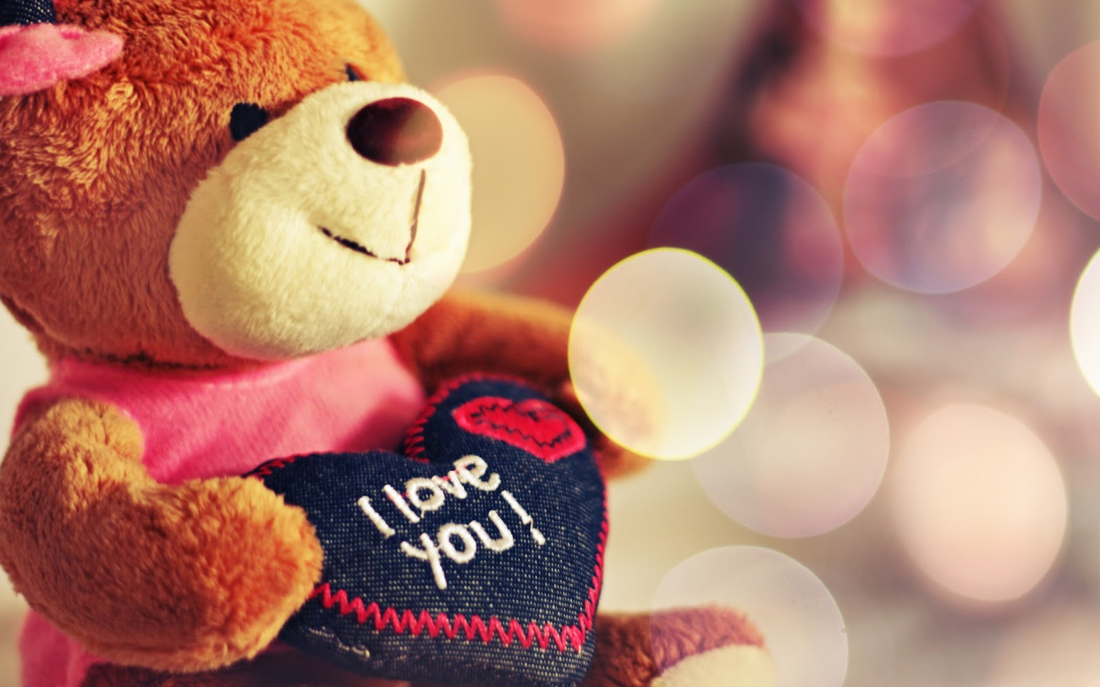Teddy Bear I Love You Images HD for Whatsapp