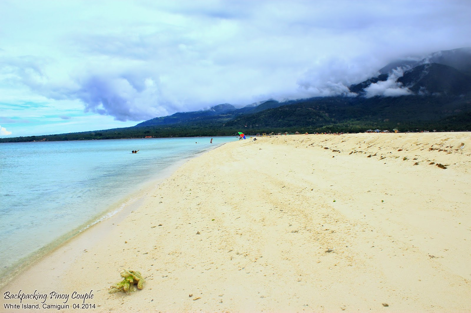 Backpacking Pinoy Couple, Backpacking Philippines, Northern Mindanao, Philippine travel, Camiguin, How to go to Camiguin, what to do in camiguin, where to go in camiguin, Camiguin roadtrip, road trip, Camiguin Itinerary, motor riding in Camiguin, White Isand