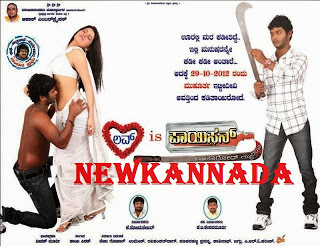 Love Is Poison (2014) Kannada Movie Mp3 Songs Download