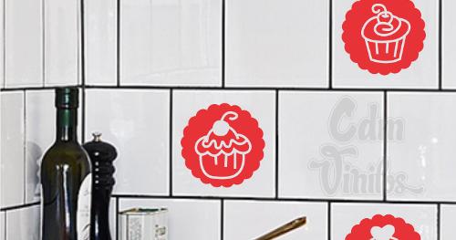 Azulejos Para Baños Capital Federal:PACK DE VINILOS DECORATIVOS PARA AZULEJOS DE COCINAS Y BAÑOS