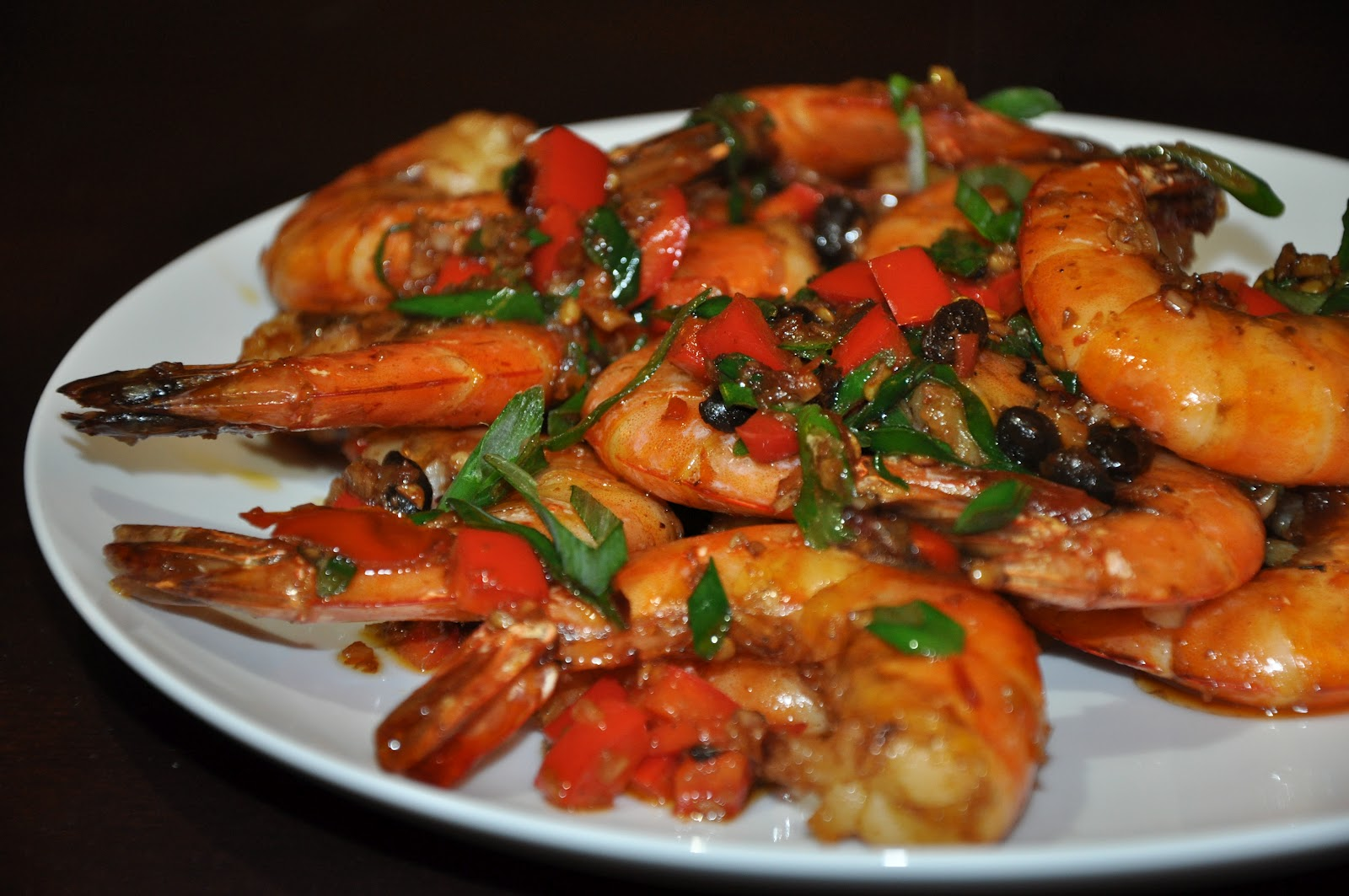 tiger prawn recipe