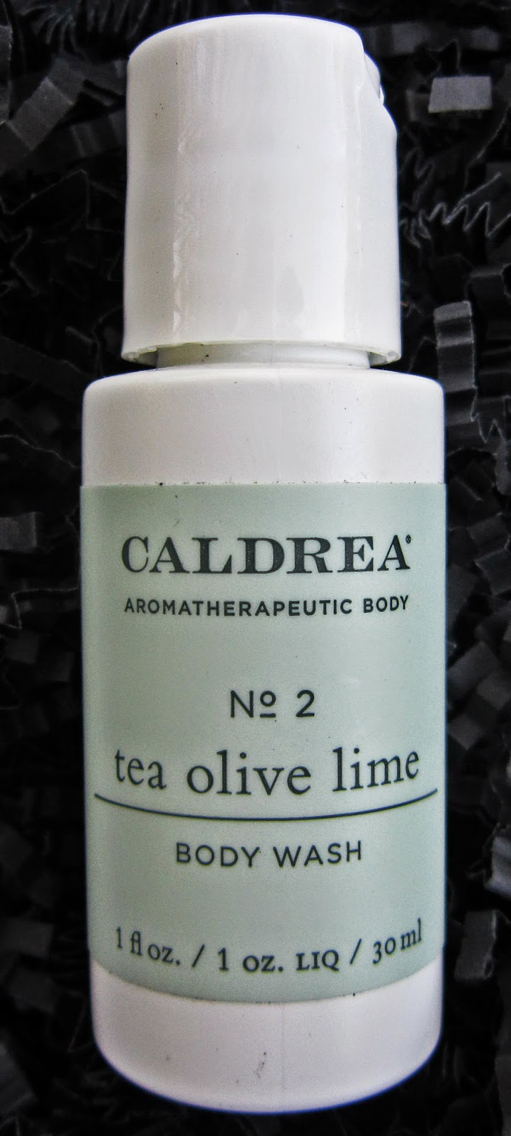 Caldrea Body Wash Tea Olive Lime