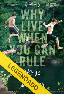 The Kings of Summer – Legendado