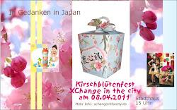 Am 8.4.2011 war das XChange-Kirschblütenfest