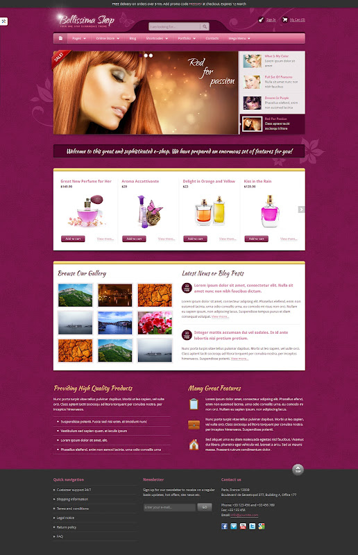Best-Ecommerce-Html-Template