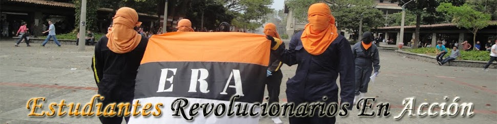 Estudiantes Revolucionarios En Accion