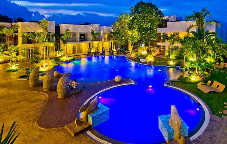 New Resort Opens In Puerto Princessa Palawan The Aziza Paradise Hotel