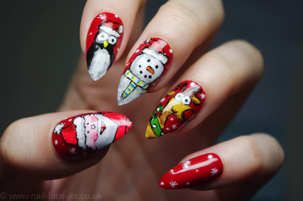 http://nail-lacquer.co.uk/christmas-nail-art/
