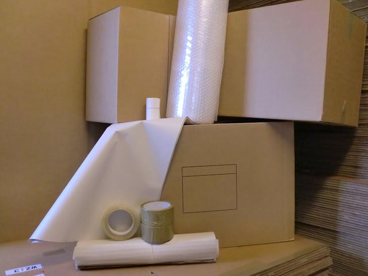 Complete voordelige verhuispakketten met gratis pakpapier