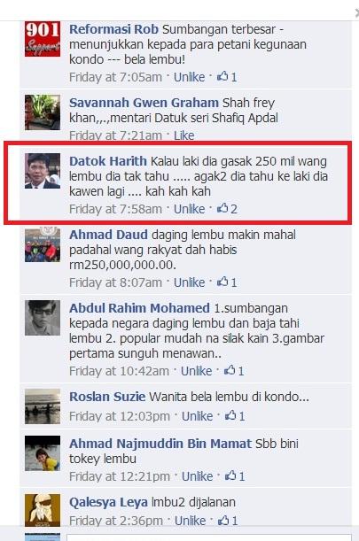 Suami Datuk Seri Shahrizat Abdul Jalil