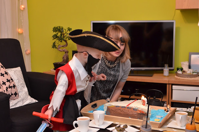 urodziny pirata