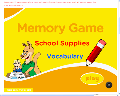 http://www.eslgamesplus.com/school-supplies-stationery-vocabulary-esl-memory-game-easy/