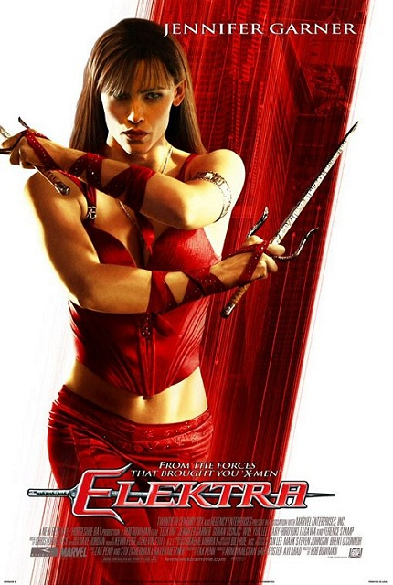 Elektra สวยสังหาร
