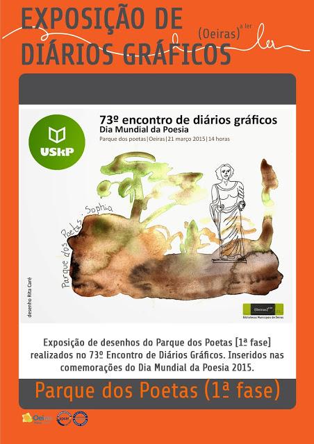 EXPOSIÇÃO USkP - Parque dos Poetas
