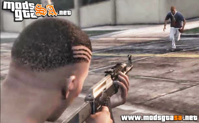 V - Mod Peds Don't Ragdoll para GTA V PC
