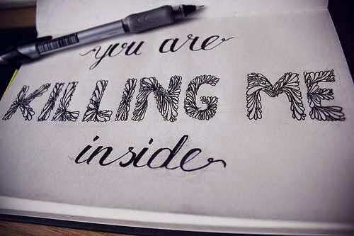 Killing Me Inside photo