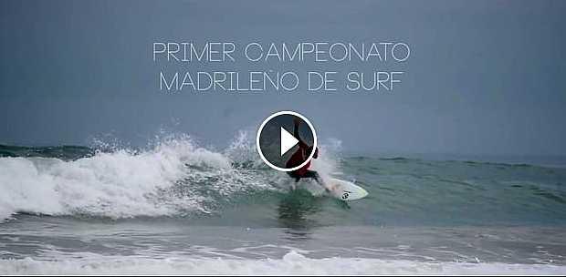 Primer Campeonato Madrileño de Surf
