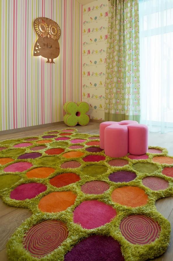 Ekaterina Brodskaya Design: Как применить обои в полоску в интерьере
