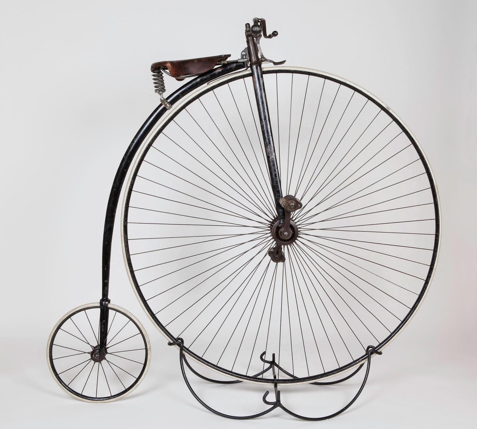 © Sammlung Deutsches Fahrradmuseum, Foto Karin Plessing
