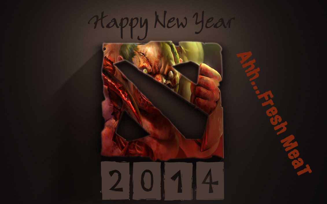 Dota-Throne - Defance Of The Ancients: Happy New Year 2014 All my ...
