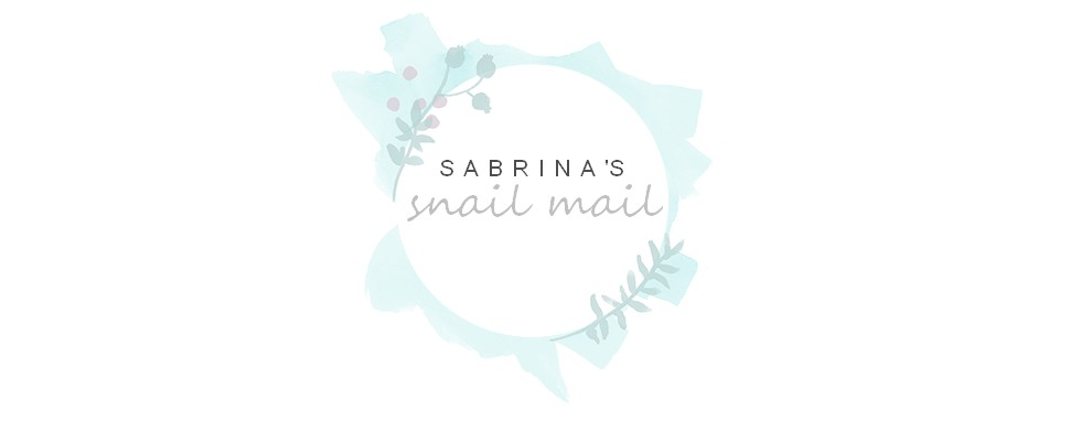 Ina's Snail Mail