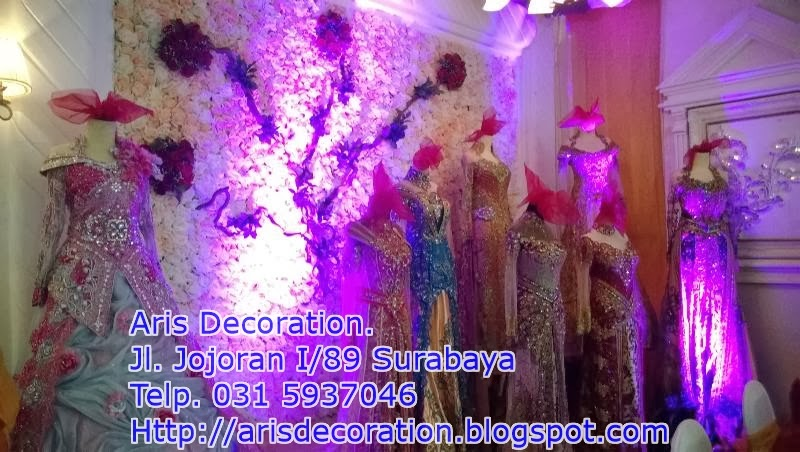 pameran baju pengantin