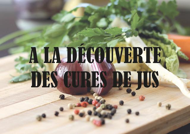 à la découverte cure jus bio légumes fruits détox avis test