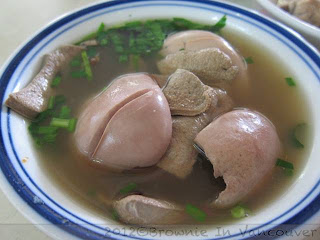 Kidney and Liver Soup