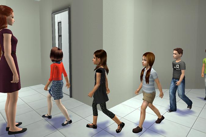 Ashland A Sims 2 Neighborhood Story School Days