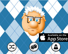 Most Entertaining App of the Month - Grumpy Grandpa 2
