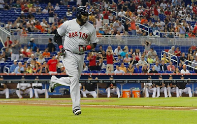 Sox Eviscerated Again, But Papi Nine Away From 500